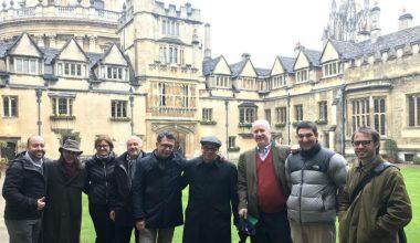 Escuela de Negocios organiza Conferencia sobre Historia Empresarial de América Latina en conjunto con University of Oxford