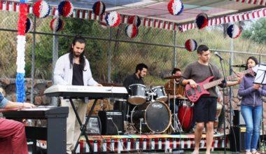 Con actividades chilenas celebramos las Fiestas Patrias
