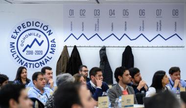 Puntapié inicial en Barcelona: XIII Generación del MMBA ya está cursando el programa