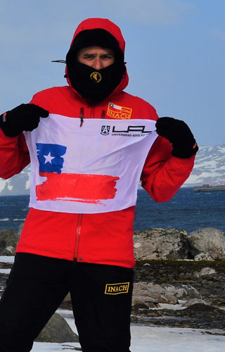 UAI en la Antártica