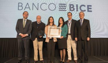 Banco BICE y Clínica Alemana ganan el premio PROCALIDAD 2019