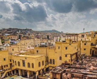 Diplomado de Marrakesh a Sevilla