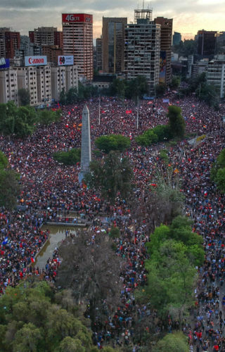 New Short Program: Chile 2020 Dilemmas and Horizons of a Society in Movement