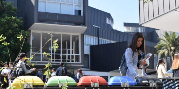 Gestión sustentable residuos en el campus