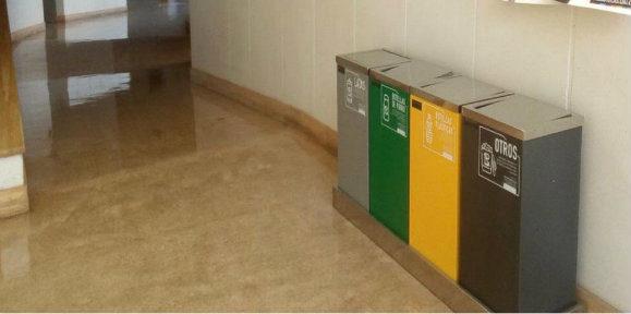 Gestión Sustentable de Residuos en Edificio Talleres