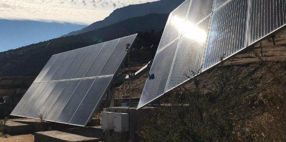 Paneles Solares Fotovoltaicos Edificio C