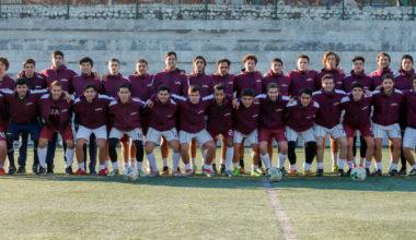 Selección masculina de Fútbol UAI Santiago: campeón Torneo Adupri