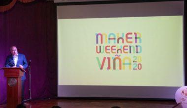 """Feria tecnológica """"Maker Weekend Viña"""" reunirá a emprendedores para impulsar la innovación creativa"""