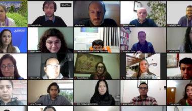 Primera experiencia de colaboración de docencia internacional entre UAI y PUCP