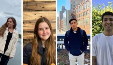Cuatro estudiantes UAI obtienen Beca Santander de movilidad internacional