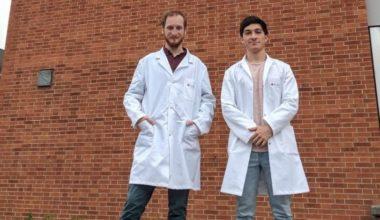 La experiencia internacional de estudiantes FIC en el laboratorio suizo EMPA