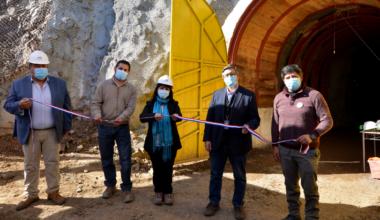 Laboratorio natural: inauguran tercera etapa de Escuela Mina Planta Chancón