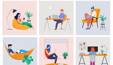 Exalumno EMBA crea red colaborativa virtual para implementación del Home Office