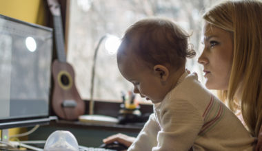Home Office y niños en casa ¿cómo sobrellevarlo?
